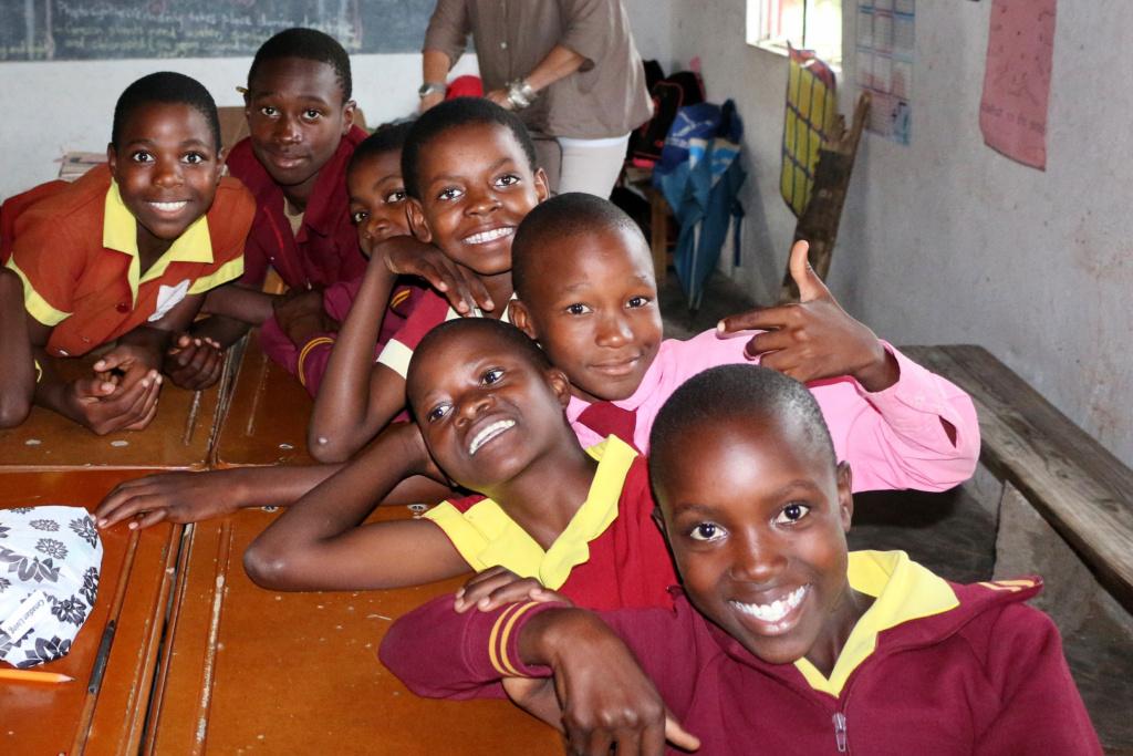 Ngamo Village & School