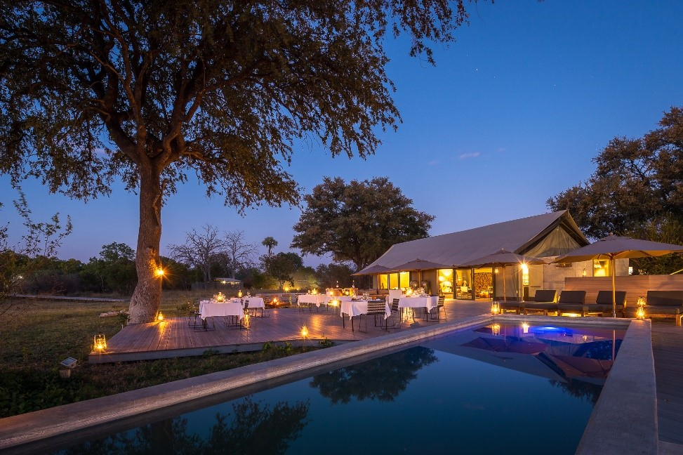 Tasimba Safari - Longer Stays - Linkwasha at Night